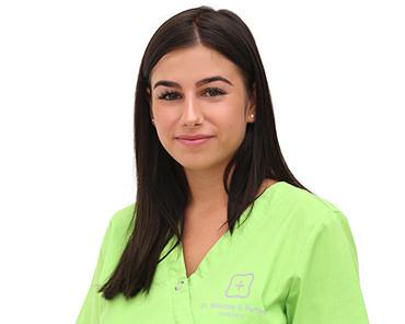 Chiara Galati | Assistenz | Zahnarztpraxis Dr. Wöschler