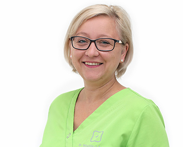 Irina Klein | Assistenz | Zahnarztpraxis Dr. Wöschler