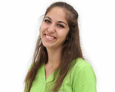 Kristina Spasova | Assistenz | Zahnarztpraxis Dr. Wöschler
