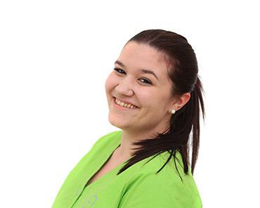 Natalie Ackel | Assistenz | Zahnarztpraxis Dr. Wöschler