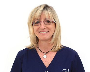 Petra Draxel | Prophylaxe | Zahnarztpraxis Dr. Wöschler