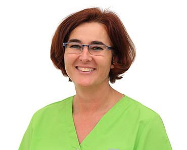 Sabine Hess | Assistenz | Zahnarztpraxis Dr. Wöschler