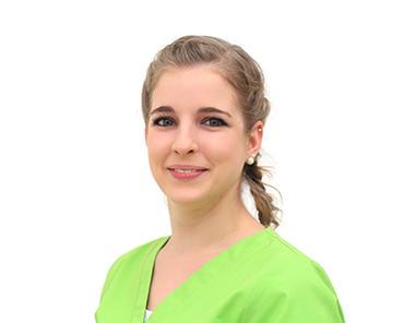 Sarah Hüther | Assistenz | Zahnarztpraxis Dr. Wöschler